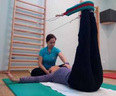 fisioterapia - ginnastica posturale