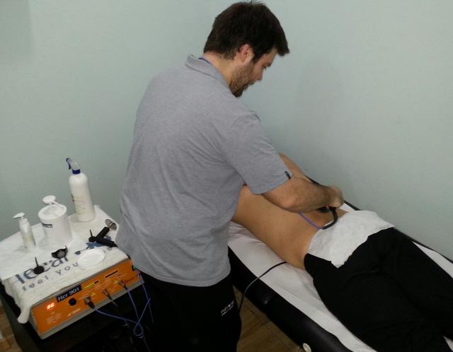 Puntofisio Studio di Fisioterapia, Tecar Terapia